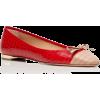 AQUAZZURA Moss Ballet Flat - 平鞋 -