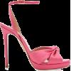 AQUAZZURA pink sandal - Sandals -