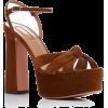 AQUAZZURA platform sandal - Sandals -