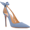 AQUAZZURA pointed high heel pumps - Scarpe classiche -