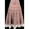 ARTLAMP boho skirt - Gonne -