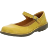 ART yellow shoes - Balerinas -