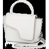 ATP Atelier Montalcino Ice White Mini Ba - Bolsas pequenas -