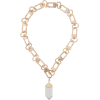 ATU BODY COUTURE hook chain necklace - Necklaces -