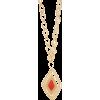 AURÉLIE BIDERMANN  Filo gold-plated neck - Necklaces -