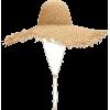 AVENUE straw hat - Klobuki -