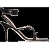 A.W.A.K.E. MODE Ophelia self-tie sandals - Sandals -