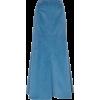 A.W.A.K.E corduroy skirt - Skirts -