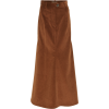 A.W.A.K.E corduroy skirt - Spudnice -
