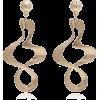 Abstract earrings - Earrings -