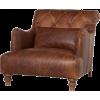 Acacia Chair Leather Cisco Home - Namještaj -