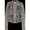 Acler Ainsley Denim Jacket - Jacket - coats - $360.00