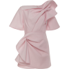 Acler Bronte Ruffled Mini Dress - Vestidos -