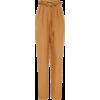 Acler Corsica Linen Blend Caramel Pant - Pantalones Capri - $330.00  ~ 283.43€