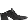 Acne Studios studded leather mule - Čizme -