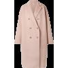 Acne Oversized Pink Coat - Jacket - coats -