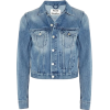 Acne Studios Cropped denim jacket - Kurtka -