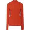 Acne Studios Katina Raw-Hem Ribbed Knit - Puloverji -