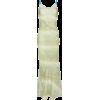 Acne Studios Silk Crocodile Pattern Dre - Dresses - $2,250.00