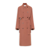 Acne Studios Trench Coat - Jaquetas e casacos -