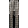 Adam Lippes - Plaid fitted trousers - Capri-Hosen - $790.00  ~ 678.52€