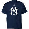 New York Yankees Navy Adidas Team Logo Youth T-Shirt - Majice - kratke - $15.99  ~ 13.73€