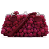 Adorable raspberry handbag by Fulvio Bon - Carteras -