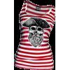 Aesop Pirate Tank - Majice bez rukava - $21.98  ~ 18.88€