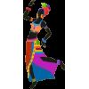 Africian Art - Illustrations -