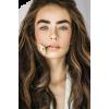 A girl with a flower - Ljudi (osobe) -
