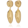 Agmes Patrice Gold Vermeil Earrings - Naušnice -