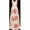 Agua Bendita's 'Naturalia' linen dress - Haljine -