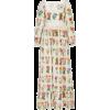 Agua by Agua Bendita Curuba Embroidered - sukienki -