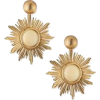 Akola sunburst earrings - イヤリング -