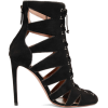 Alaia Cutout Sandals - Sandały -