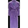 Alberta Feretti coat - Jakne i kaputi -