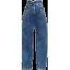 Alberta Ferretti High Waisted Jean - Dżinsy -