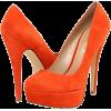 Aldo Shoes Orange - Cipele -