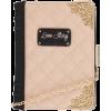 Aldo Biancavilla Love Story Book Clutch - Schnalltaschen -