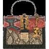 Aldo snakeskin bag - Hand bag -