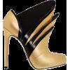 Alejandro Ingelmo Shoes Gold - Shoes -