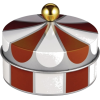Alessi Circus Storage Boxes - Articoli -