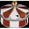 Alessi Circus Storage Boxes - Items -