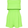 Alex Perry Darby Overlay Crepe Strapless - Overall -