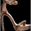 Alexander McQueen - 凉鞋 -