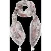 Alexander McQueen Crawling Roses Scarf - Schals -