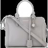 Alexander McQueen Grey Handbag - Torebki -