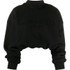 Alexander Wang Cropped Pullover - Puloverji -
