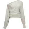 Alexander wang jumper in soft grey - Pullovers -