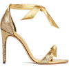 Alexandre Birman Clarita bow-embellishe - Сандали - 420.00€
